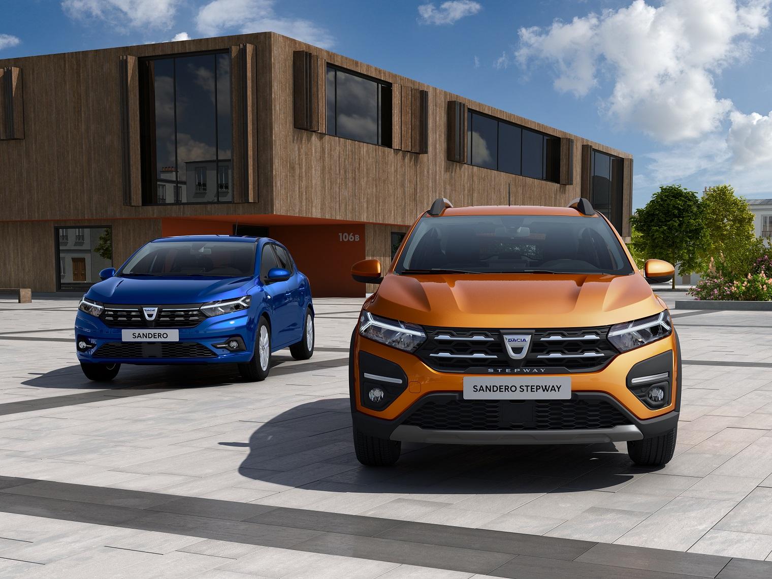 I 10 segreti della nuova Dacia Sandero 2021 [FOTO]