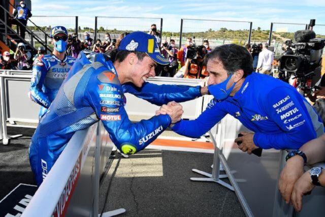 MotoGP: Davide Brivio lascia la Suzuki e approda in F1 con la Renault