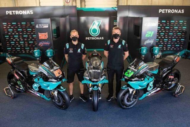 MotoGP: Yamaha e Petronas ancora insieme, a lavoro per un accordo di cinque anni