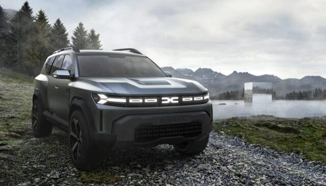 Novità Dacia: nuovo logo e 7 nuovi modelli entro il 2025