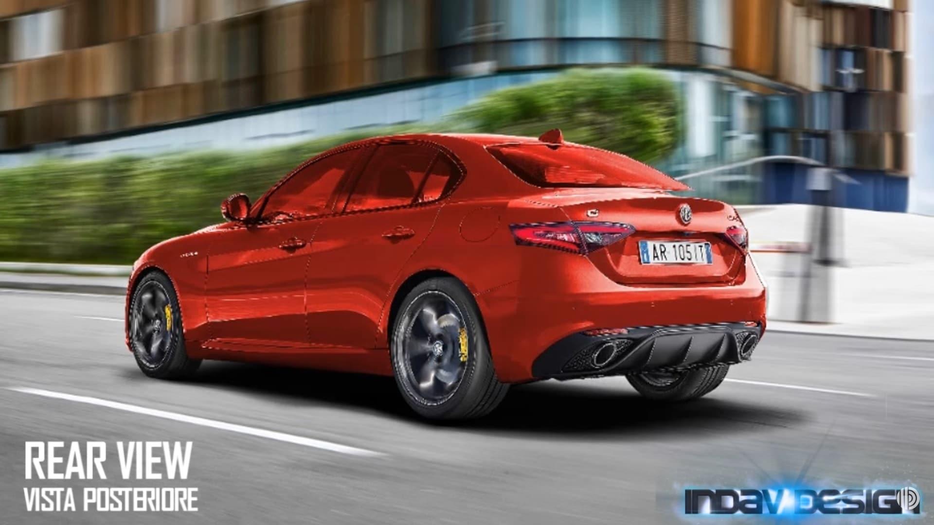 Nuova Alfa Romeo Giulietta 2023: con la coda su base Citroen C4?