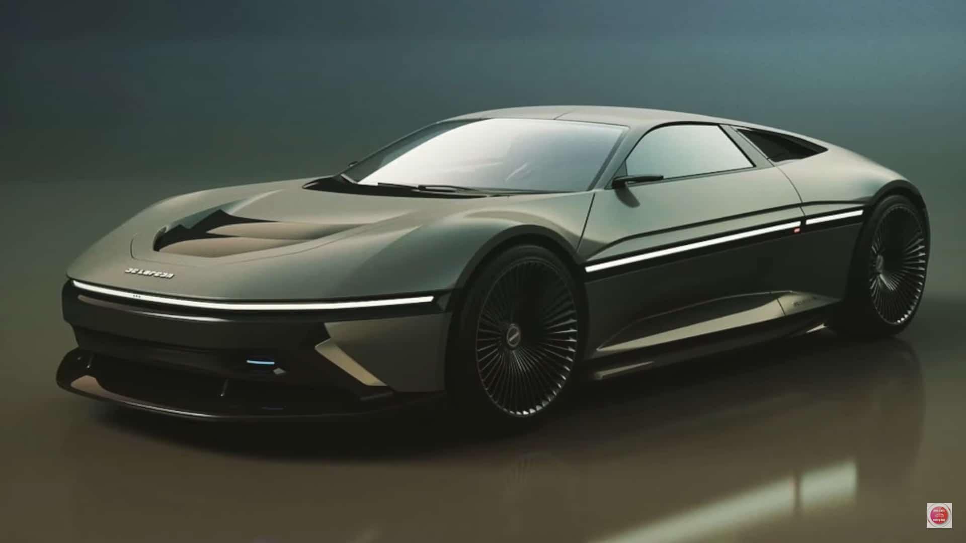 Nuova DMC DeLorean 2023: rinasce la sportiva di Ritorno al Futuro?
