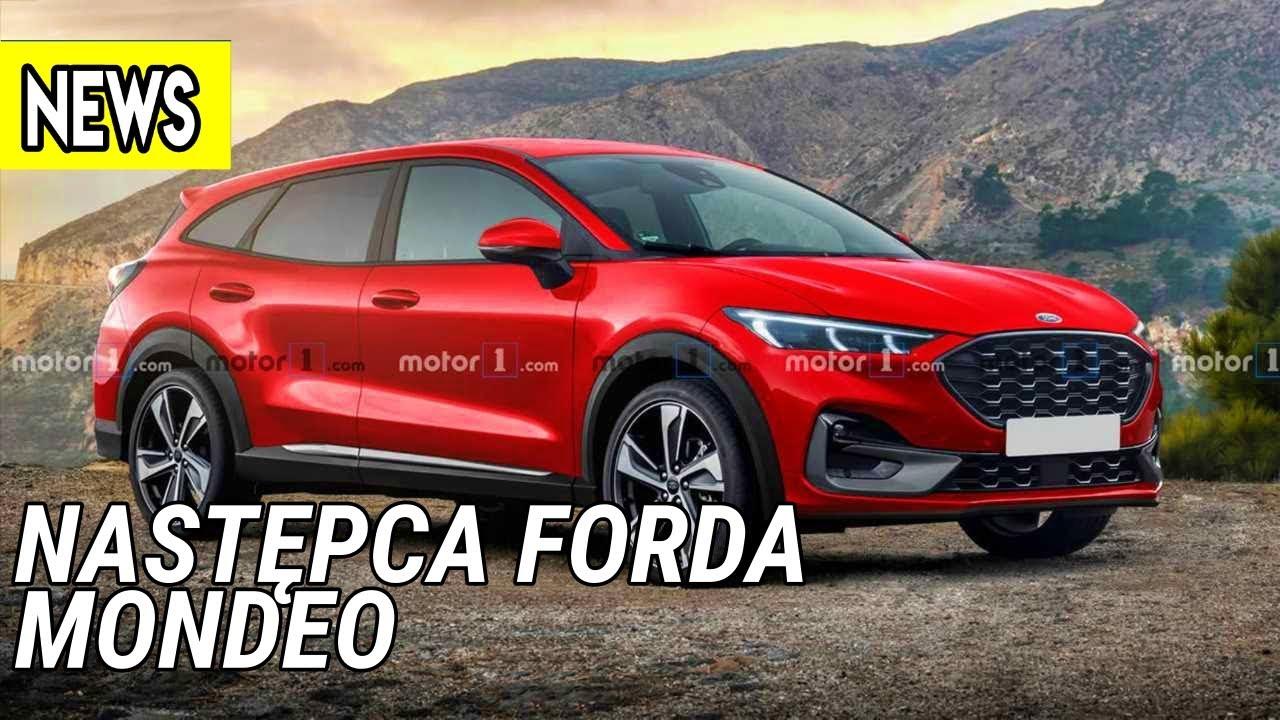 Nuova Ford Mondeo 2022: suv ibrido e digitale, ultime foto