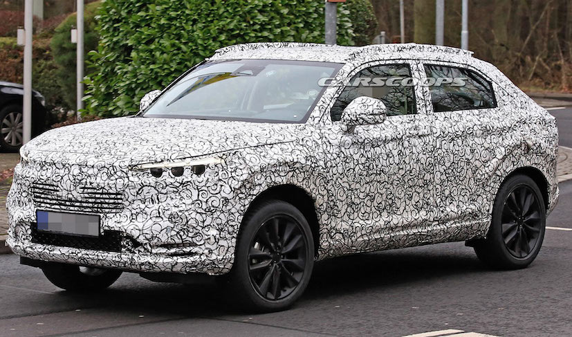 Nuova Honda HR-V, solo ibrido e:HEV per il suv