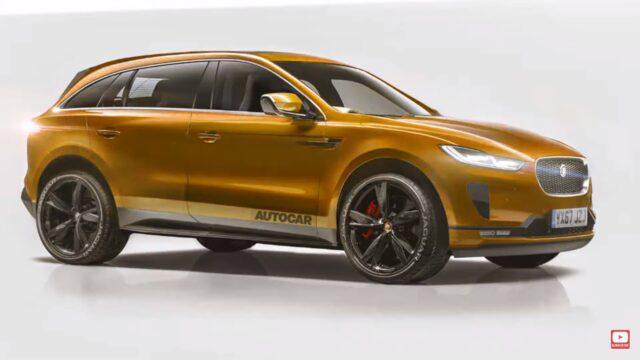 Nuova Jaguar J-Pace 2021: il nuovo suv elettrico, info e prezzi