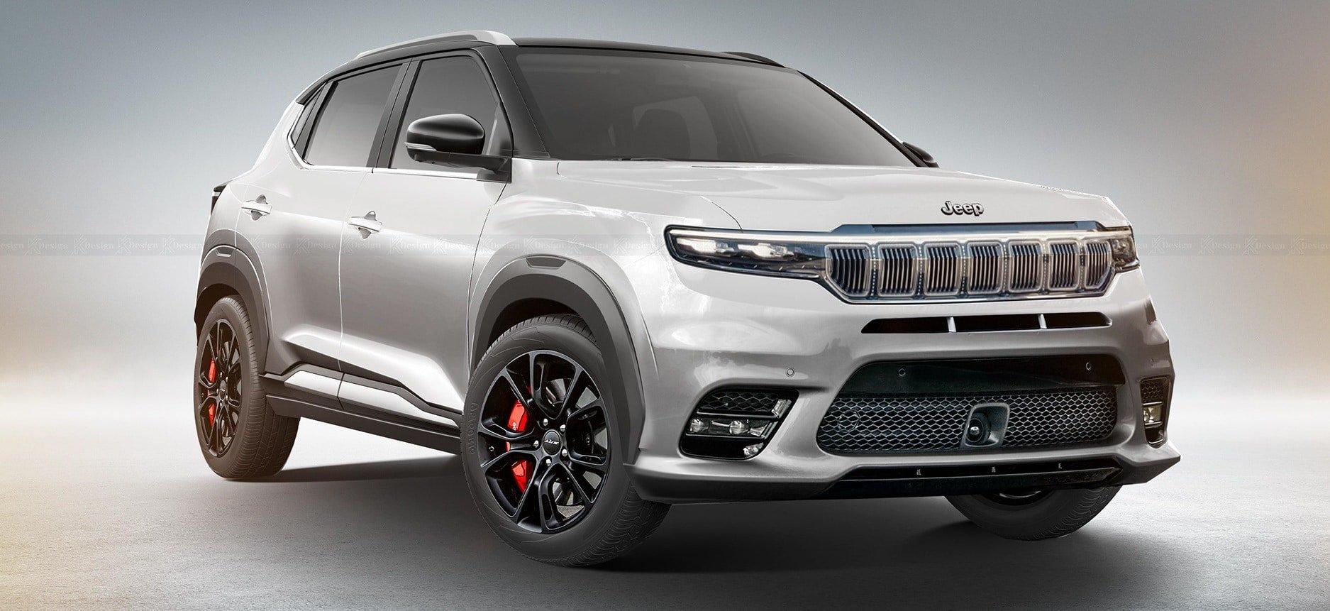 Nuova Jeep Renegade 2023: tante incognite e linee nuove per il suv?