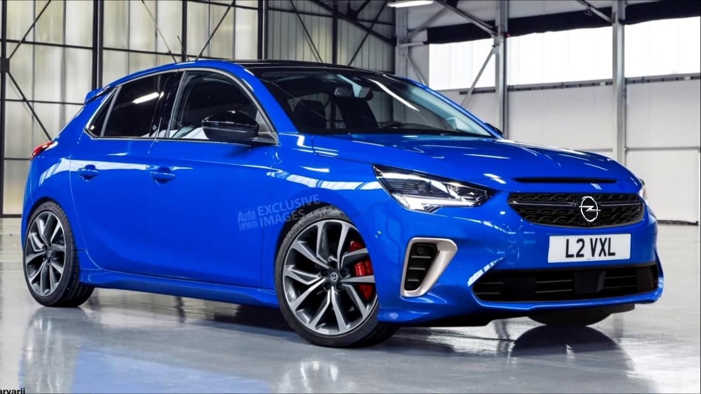 Nuova Opel Corsa OPC 2022: sarà elettrica. Prezzo ed info