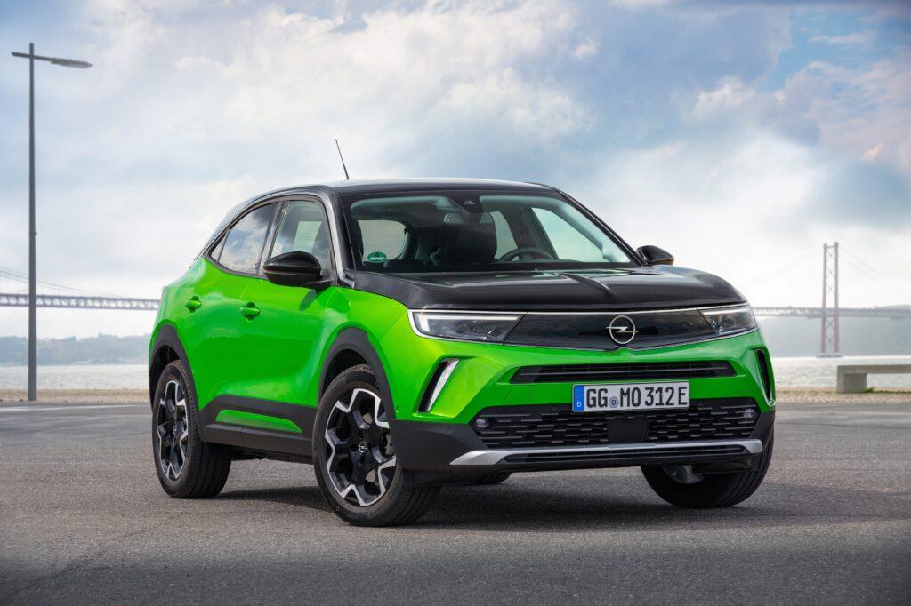 Nuova Opel Mokka OPC 2022: motore, foto ed info del suv elettrico sportivo