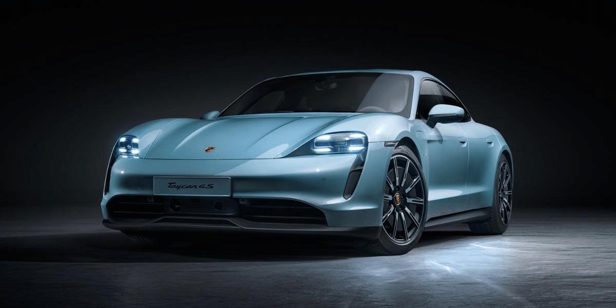 Porsche Taycan: ecco la versione entry level