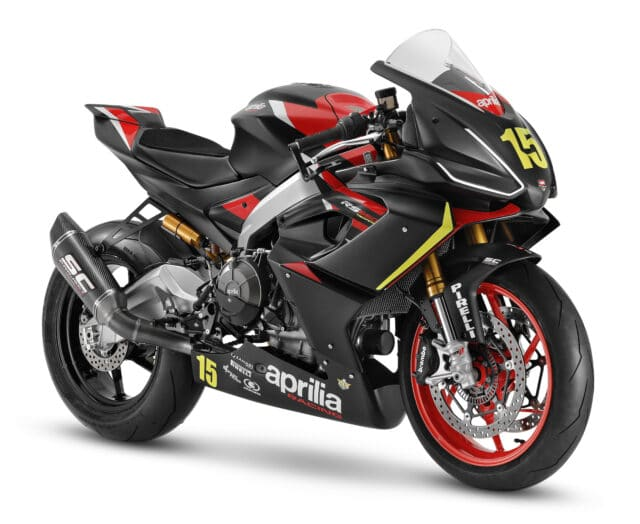 Trofeo 2021 Aprilia Racing RS 660: il campionato alla portata di tutti