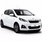 Peugeot 108: prezzo e scheda tecnica